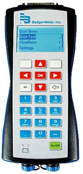 Badger Meters M-Series Field Verification Device