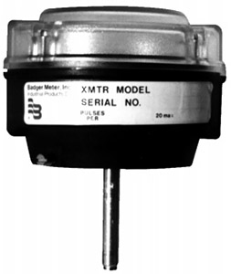 Badger Meter PFT-3 Signal Transmitter