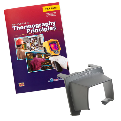 Free Accessories - Fluke Thermography Book and Thermal Imager Visor