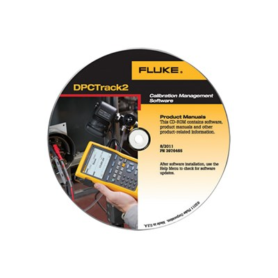 Fluke 750SW DPC/TRACK2 Software