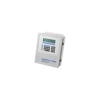 Panametrics DigitalFlow DF868 Ultrasonic Flow Meter