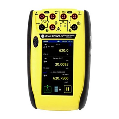 Druck DPI 620-IS Multifunction Calibrator + HART Communicator