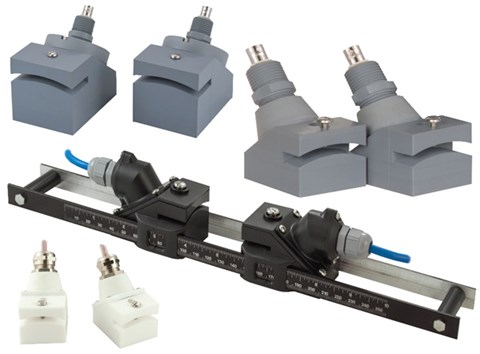 Dynasonics DTT Transducers for Standard/Large Pipes