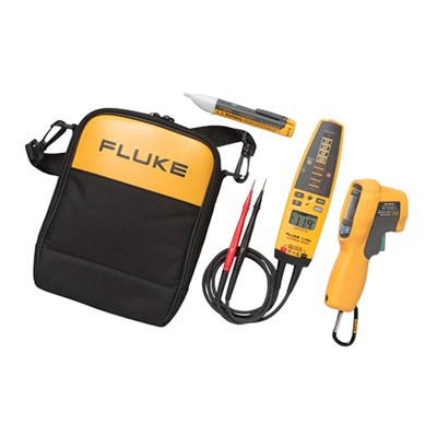 Fluke 62 MAX+/T+PRO/1AC Electrical Test Kit