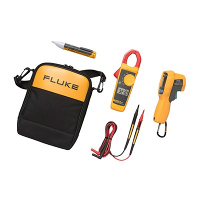 Fluke 62 MAX+/323/1AC Electrical Test Kit