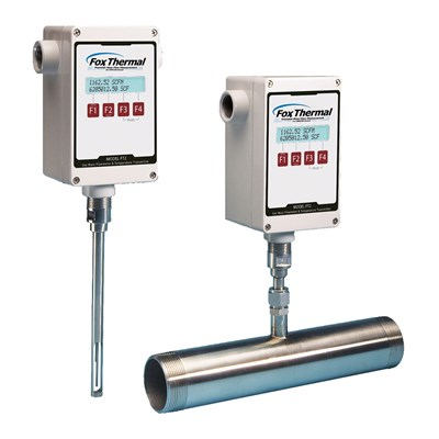 Fox Thermal FT2A Mass Flow Meter