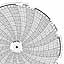 Honeywell 24001661-621  Ink Writing Circular Chart