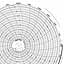 Honeywell 24001660-070  Ink Writing Circular Chart