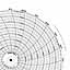 Honeywell 24001660-123  Ink Writing Circular Chart