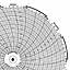 Honeywell 24001661-080  Ink Writing Circular Chart