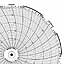 Honeywell 24001661-095  Ink Writing Circular Chart