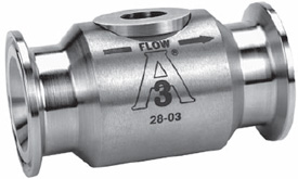 GPI GSCPS Series Turbine Flow Meter
