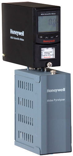 Honeywell MIDAS® High Temperature Pyrolyzer Module