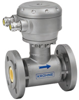 Krohne OPTIFLUX 5000F-FL Flanged Electromagnetic Flow Sensor