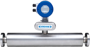 Krohne OPTIMASS 1000 Coriolis Mass Flow Meter