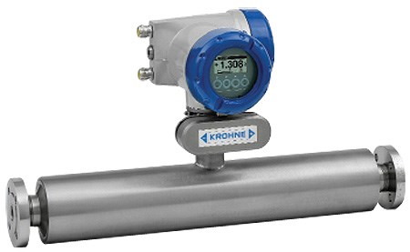 Krohne OPTIMASS 7000 Coriolis Mass Flow Meter
