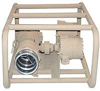 """Instrument Fuel Flow Meter Size 6"""" PN C-LB45-A010-MIL"""