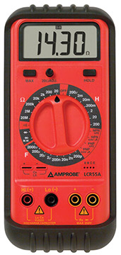Amprobe LCR55A Component Tester