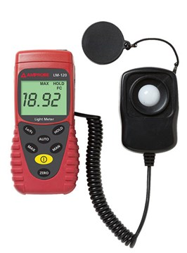 Amprobe LM-120 Light Meter with Auto-Ranging