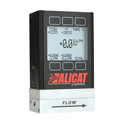 Alicat Scientific M Series Mass Flow Meters