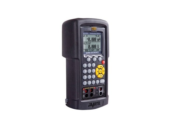Martel MC-1210 Multi-Function Calibrator