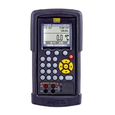 Martel PTC-8010 RTD and Thermocouple Calibrator