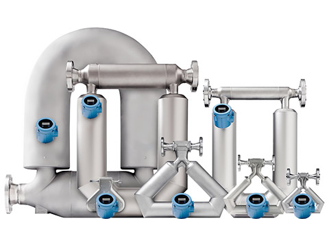 Micro Motion ELITE Coriolis Flow Meters