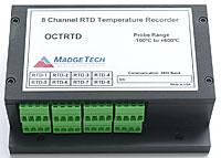 madgetech octrtd 8 channel rtd temperature data logger - Temperature Data Logger