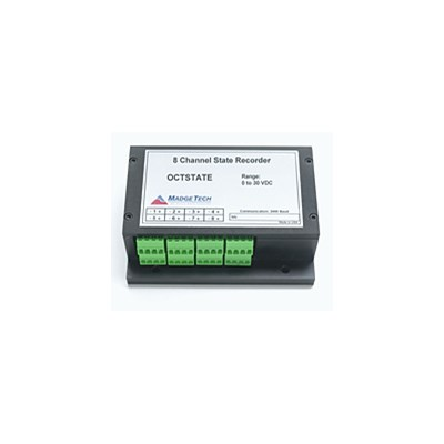 MadgeTech OctState 8 Channel State Data Logger