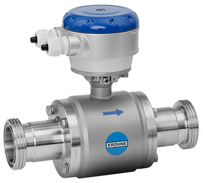 Krohne OPTIFLUX 6000 Electromagnetic Flow Sensor