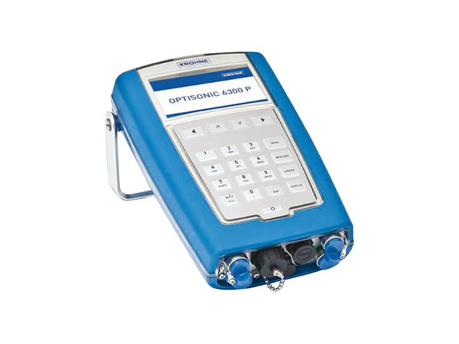 KROHNE OPTISONIC 6300P Ultrasonic Flow Meter