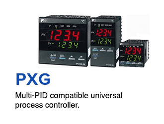 Multi-PID compatible universal process controller.