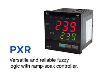 Versatile and reliable fuzzy logic with ramp-soak controller.