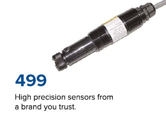 High precision sensors from a brand you trust.