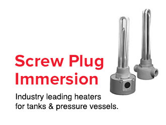 Industry leading heaters for tanks & pressure vessels.