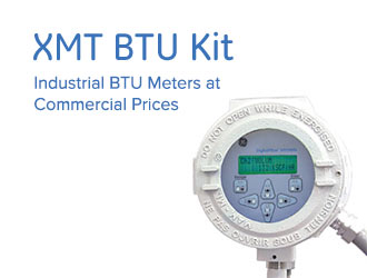 XMT BTU Kit - Industrial BTU Meters at Commercial Prices