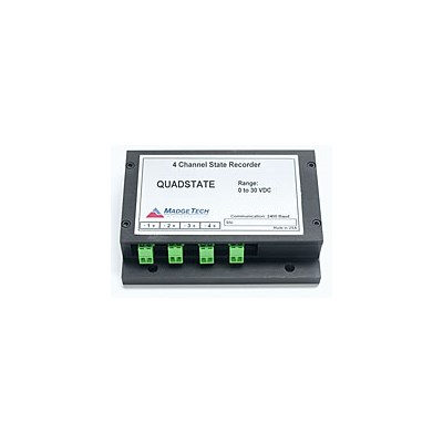 MadgeTech QuadState 4 Channel State Data Logger
