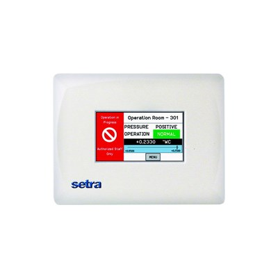 Setra SRCM Room Condition Monitor