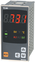 Autonics TC Series PID Temperature Controllers